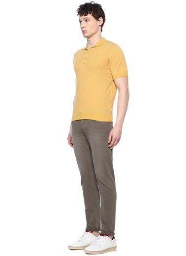 Lauren Tişört Sarı